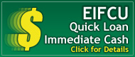 EIFCU Quick Loan Application
